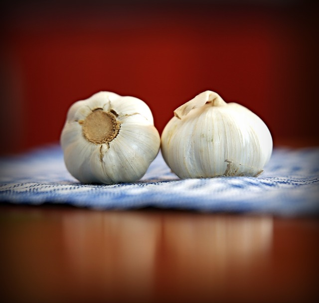 ニンニクを食べた後の臭いを、簡単に消すには?