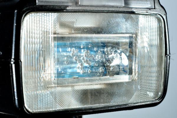 SB-900 パネルの気泡