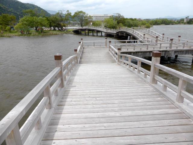 乙女ヶ池の太鼓橋08