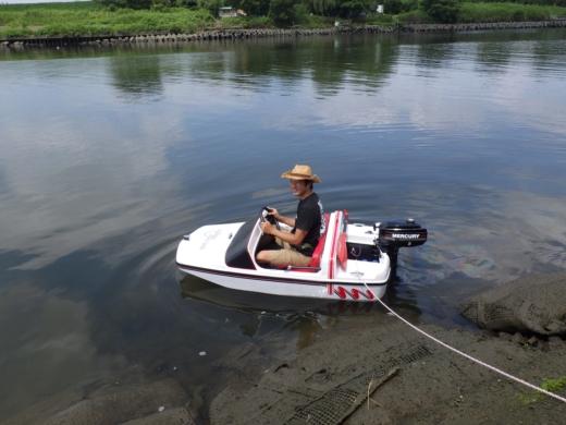 荒川でボート (35)