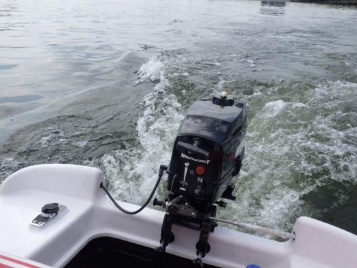 荒川でボート (43)