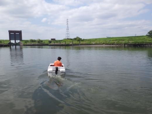 荒川でボート (46)