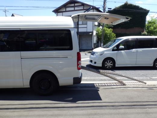 単車配置換え (2)
