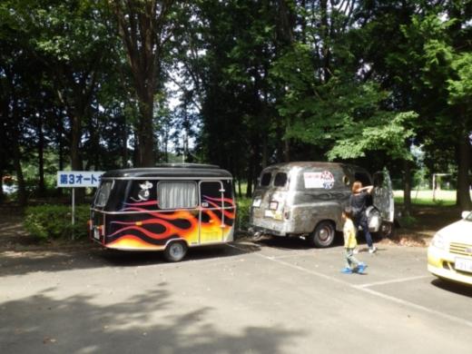 上野沼キャンプ場 (12)