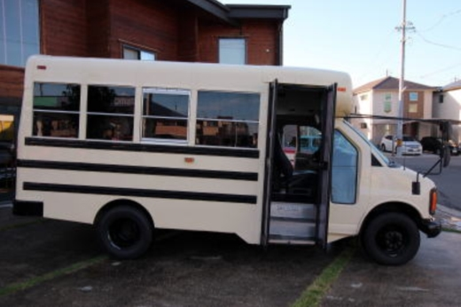 シボレースクールバスショート (3)