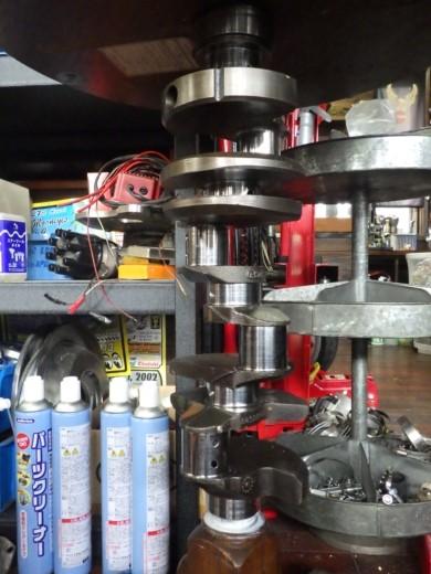 ガレージのテーブル (47)