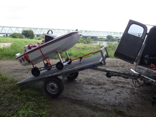 大利根橋で釣り (32)