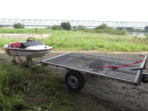 大利根橋で釣り (38)