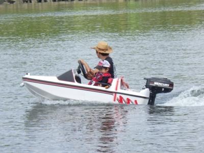 ミニボート