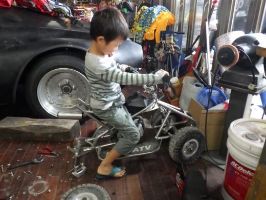 ATV分解 (24)