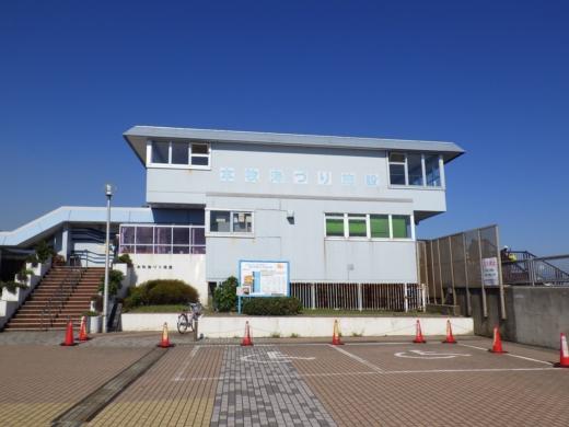 本牧海釣り施設 (7)