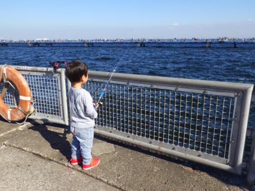 本牧海釣り施設 (8)
