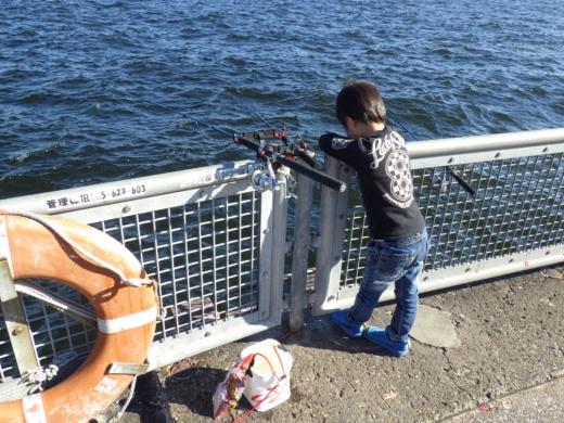 本牧海釣り施設 (12)