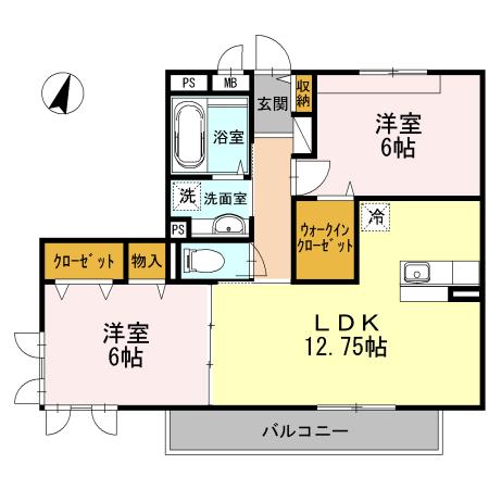 ■物件番号5521 下町屋!超築浅2LDK+WICマンション!8.7万円!スーパー1分!生活便利!