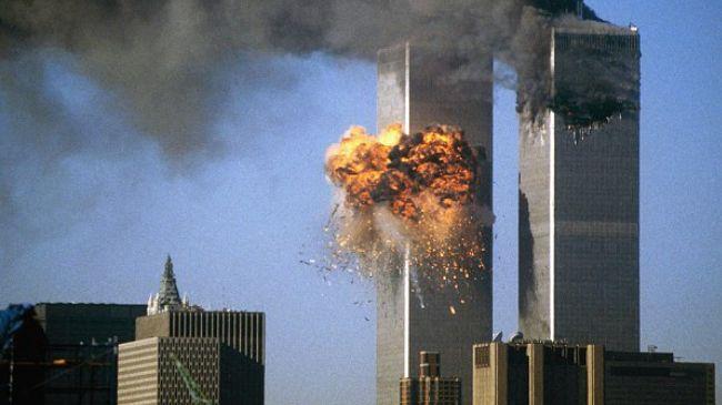 アメリカ同時多発テロ事件 911