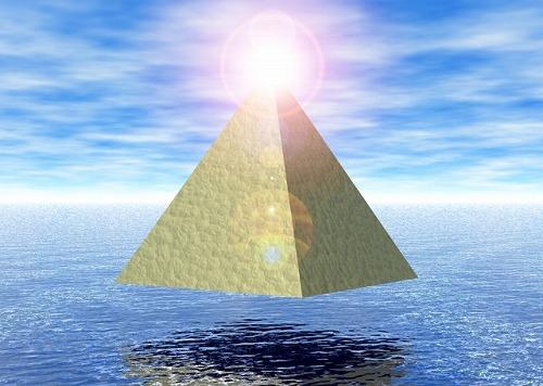 ピラミッド 精神 心