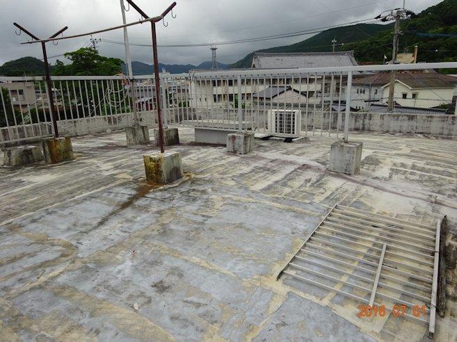 某事務所 屋根防水補修