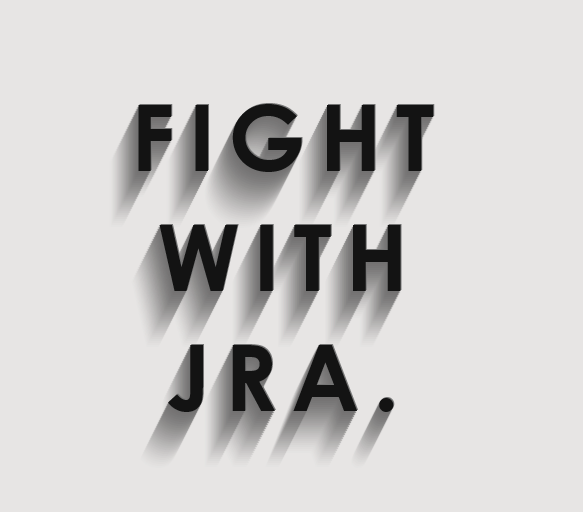 FIGHT WITH JRA