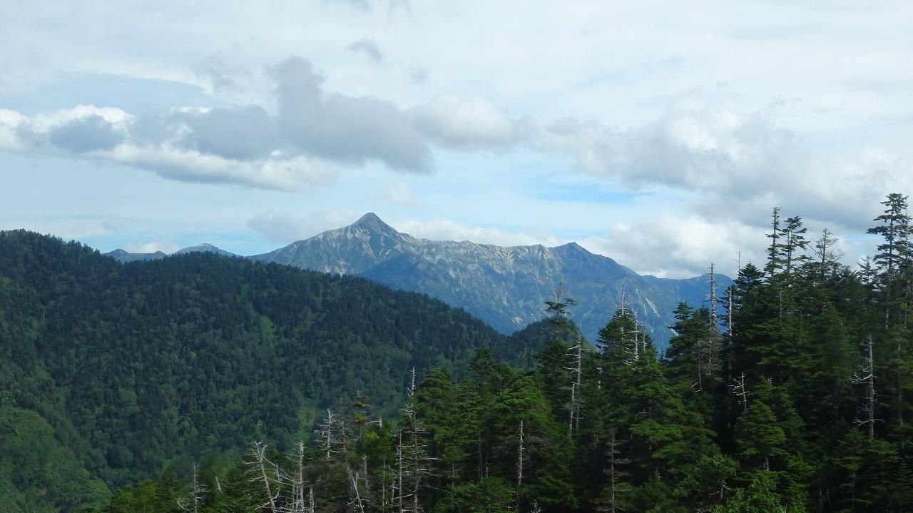 乗鞍岳 最高峰剣ヶ峰に登るぞっ! (2016年8月)