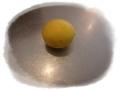 レモン初収穫