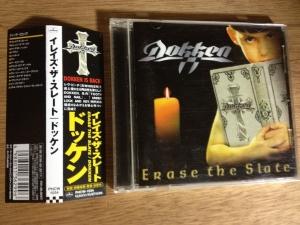 Dokken(Erase the Slate)