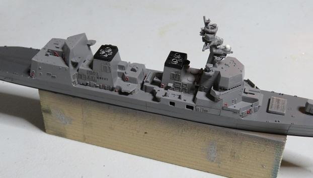 あきづき塗装右舷
