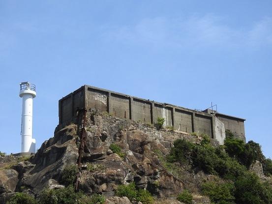 軍艦島灯台