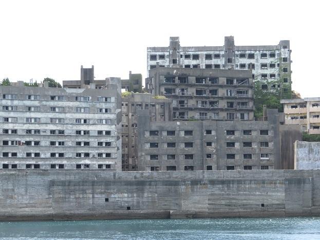 軍艦島病院?