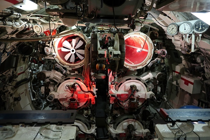 Onsloe魚雷室