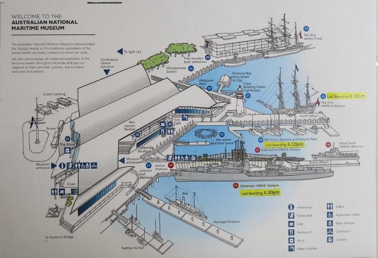 内ANMM港