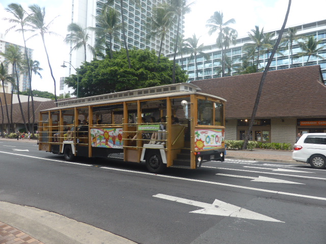 Hawaii(オアフ島)旅行記~ダイヤモンドヘッド・トレッキング編~